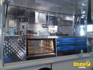1987 Grumman Olson Kurbmaster Bakery Food Truck Steam Table California for Sale