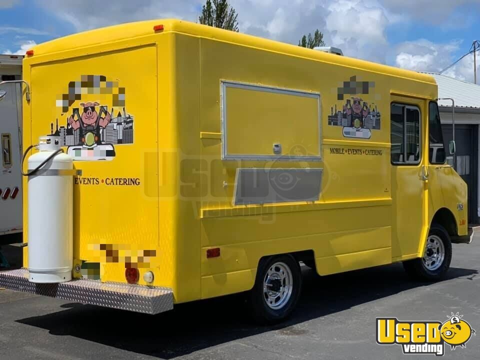 1987 P30 All-purpose Food Truck Concession Window Oregon Gas Engine for Sale - 2