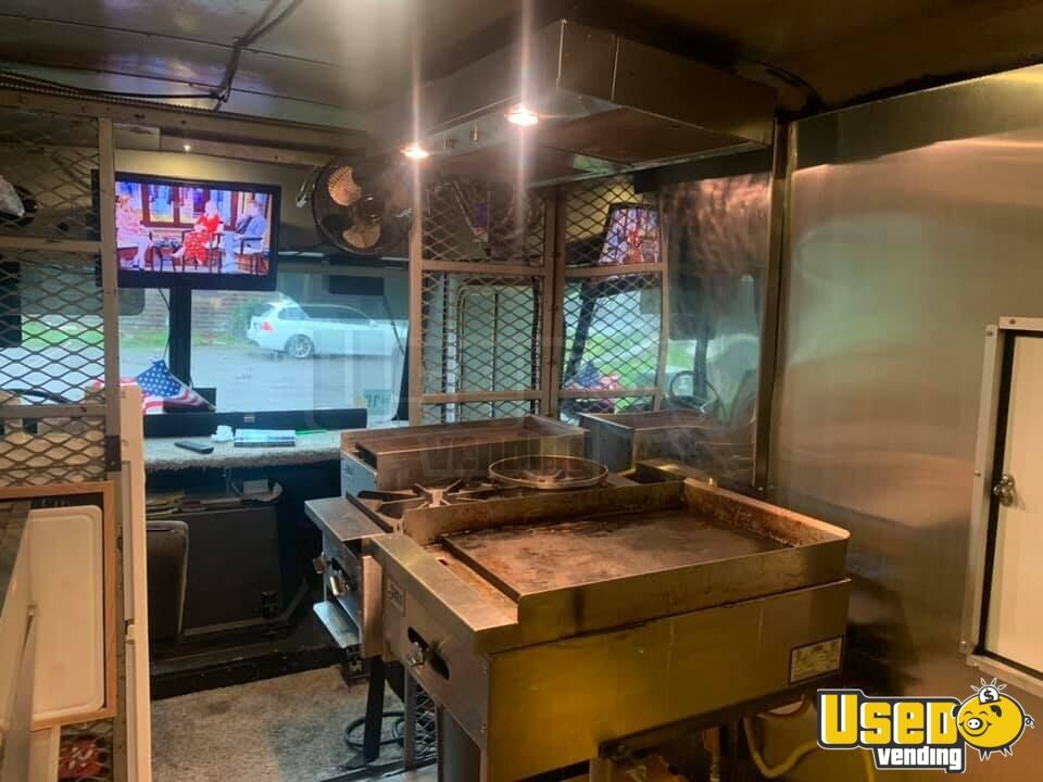 1987 P30 All-purpose Food Truck Premium Brakes Oregon Gas Engine for Sale - 30