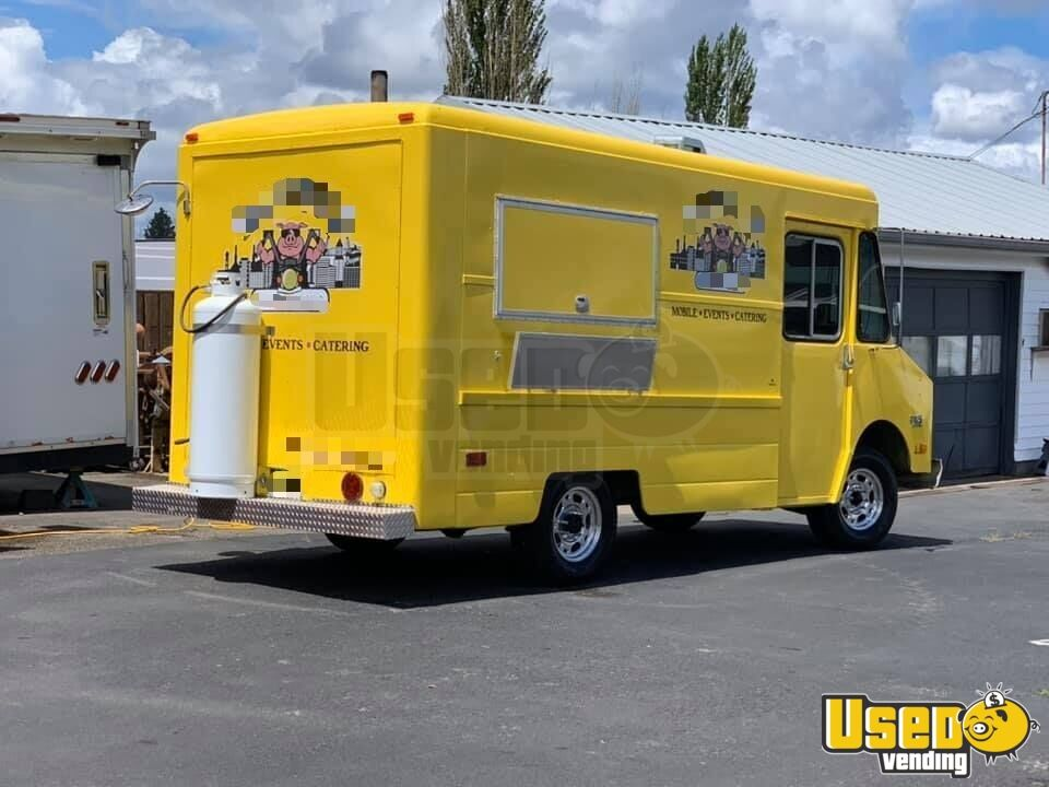 1987 P30 All-purpose Food Truck Propane Tank Oregon Gas Engine for Sale - 6