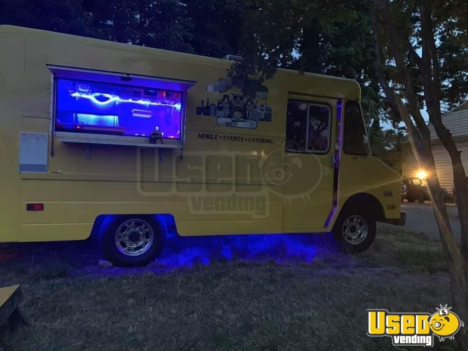 1987 P30 All-purpose Food Truck Shore Power Cord Oregon Gas Engine for Sale - 7
