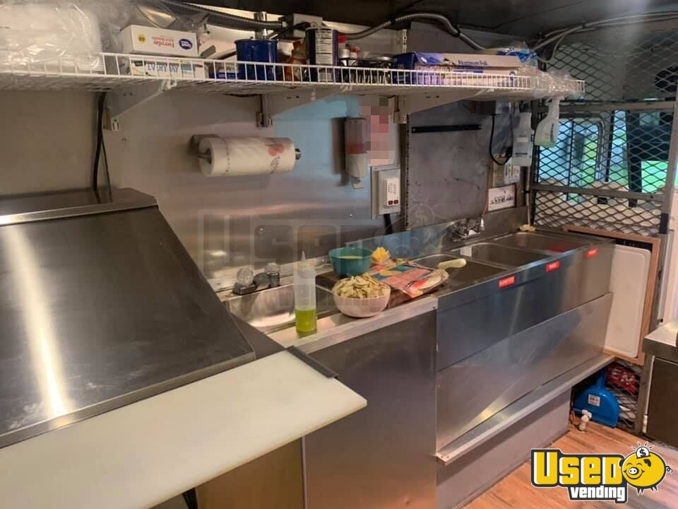 1987 P30 All-purpose Food Truck Tv Oregon Gas Engine for Sale - 26