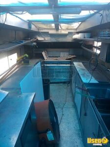 1987 P30 Step Van Kitchen Food Truck All-purpose Food Truck Propane Tank Texas Gas Engine for Sale