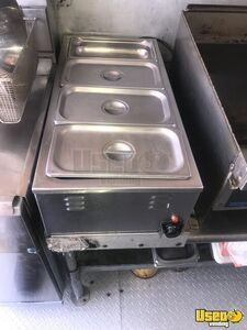 1988 24' Step Van Kitchen Food Truck All-purpose Food Truck Hot Water Heater Texas Gas Engine for Sale