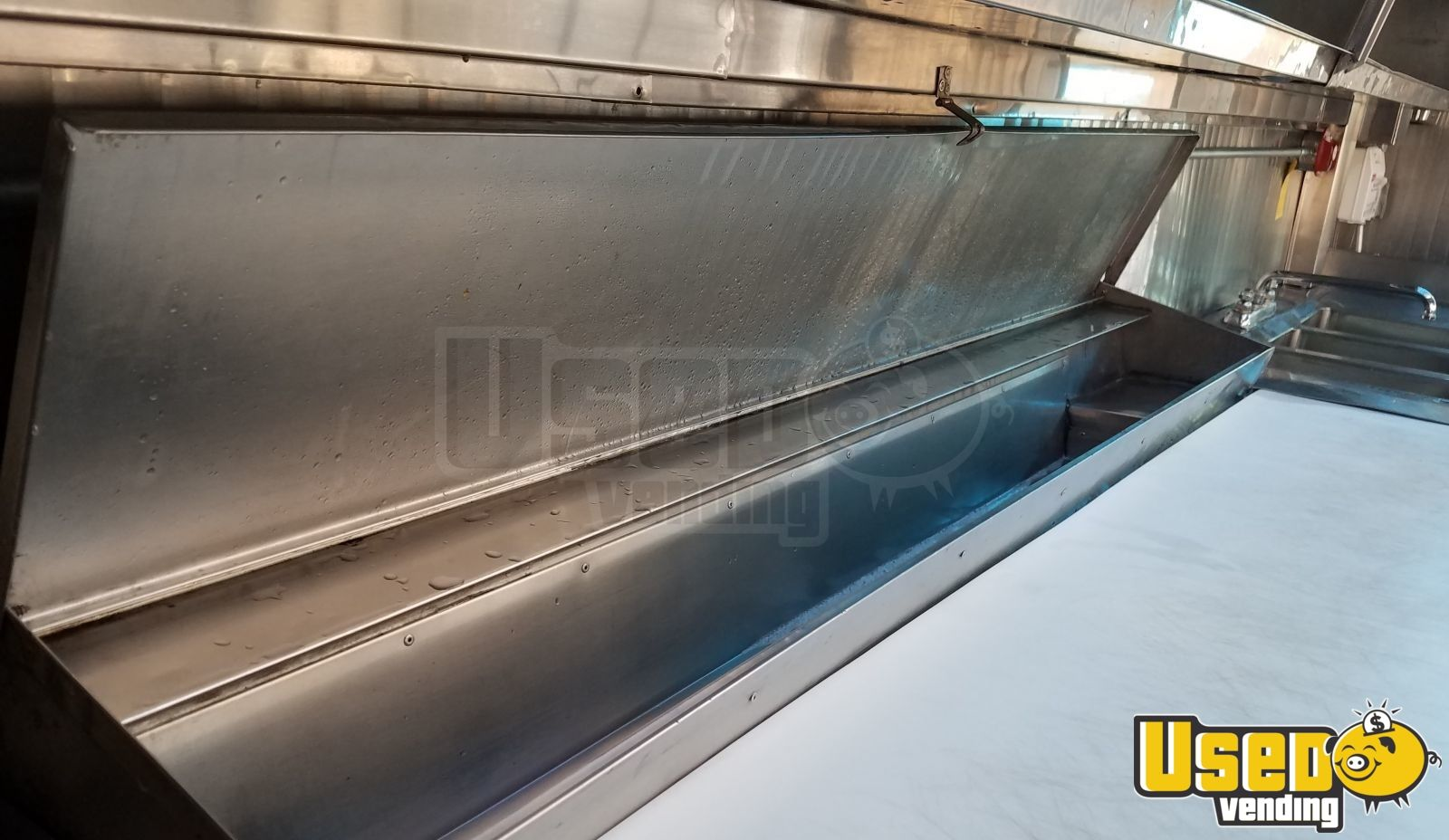 1988 Aa Cater Truck All-purpose Food Truck Exhaust Hood Utah Gas Engine for Sale - 14