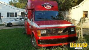 1988 Chev All-purpose Food Truck Air Conditioning North Carolina Gas Engine for Sale