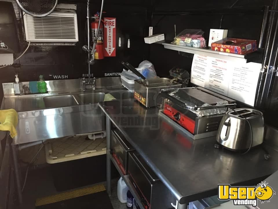 1988 Chevrolet Food Truck Refrigerator Florida Gas Engine for Sale - 9