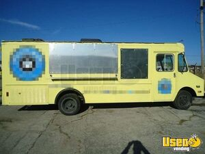 1988 Chevrolet P30 Food Truck Generator Missouri for Sale