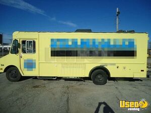 1988 Chevrolet P30 Food Truck Reach-in Upright Cooler Missouri for Sale