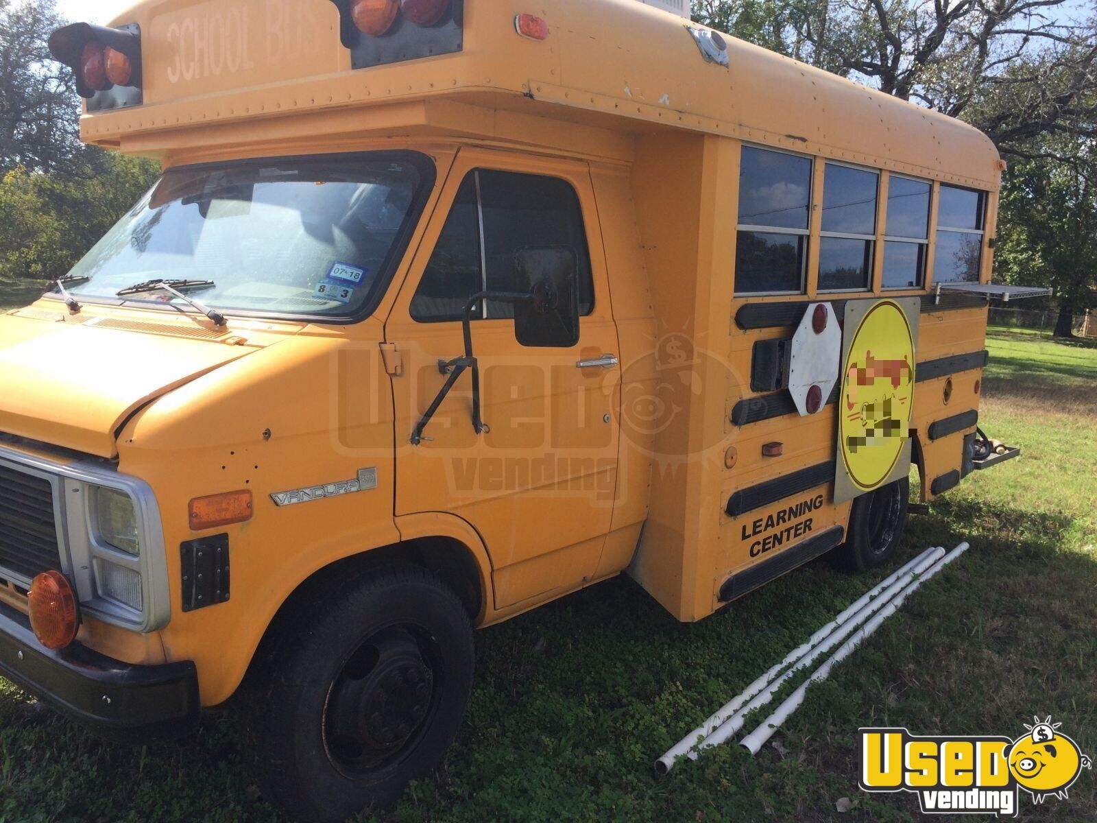 1988 Chevy Duramax All-purpose Food Truck Concession Window Texas Gas Engine for Sale - 3