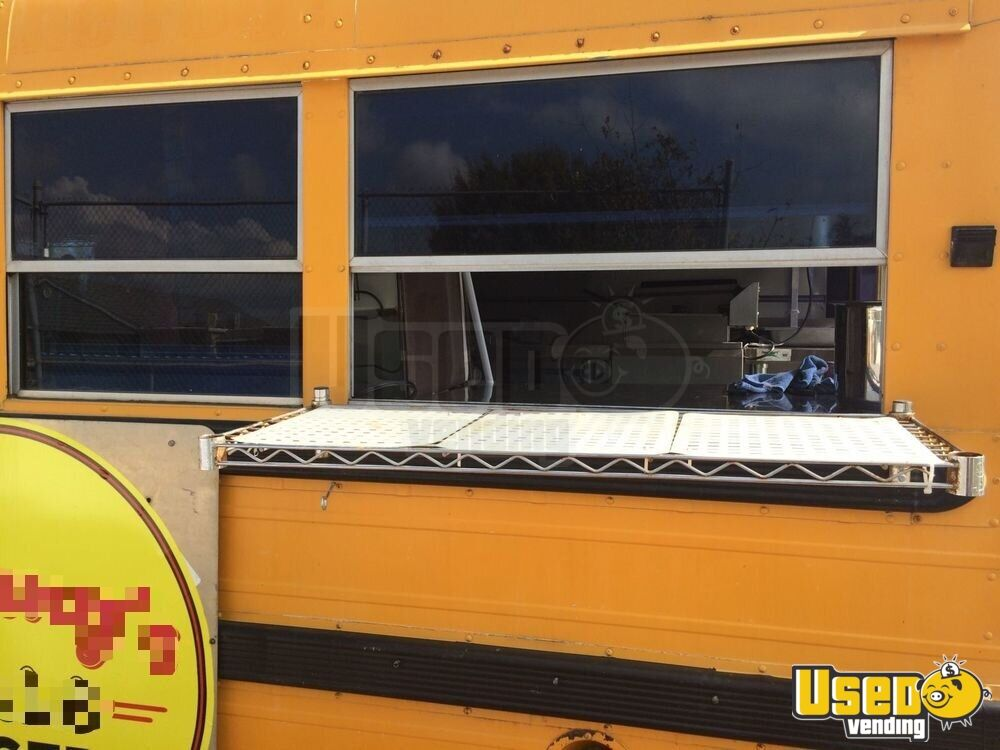 1988 Chevy Duramax All-purpose Food Truck Upright Freezer Texas Gas Engine for Sale - 7