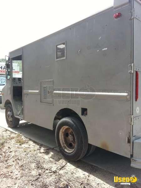Grumman Food Truck