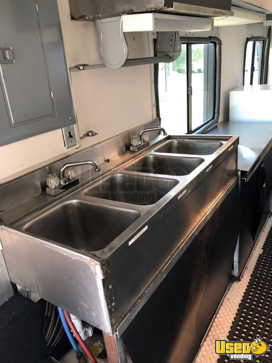 1988 Chevy Ps6500 P6t042 All-purpose Food Truck Work Table Indiana Gas Engine for Sale - 16
