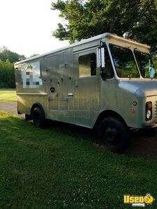 1988 Diesel Step Van Kitchen Food Truck All-purpose Food Truck Cabinets New Jersey Diesel Engine for Sale