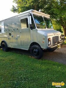 1988 Diesel Step Van Kitchen Food Truck All-purpose Food Truck Concession Window New Jersey Diesel Engine for Sale