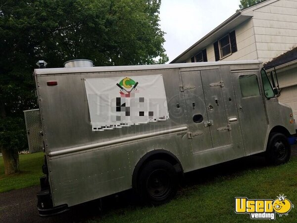 1988 Diesel Step Van Kitchen Food Truck All-purpose Food Truck New Jersey Diesel Engine for Sale