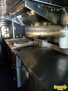 1988 Diesel Step Van Kitchen Food Truck All-purpose Food Truck Refrigerator New Jersey Diesel Engine for Sale