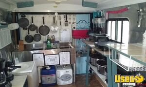 1988 Food Concession Trailer Concession Trailer Air Conditioning Florida for Sale
