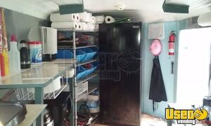 1988 Food Concession Trailer Concession Trailer Spare Tire Florida for Sale