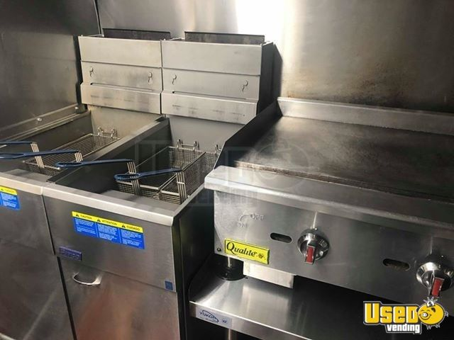 1988 Ford Grumman All-purpose Food Truck Exhaust Hood Connecticut Gas Engine for Sale - 15