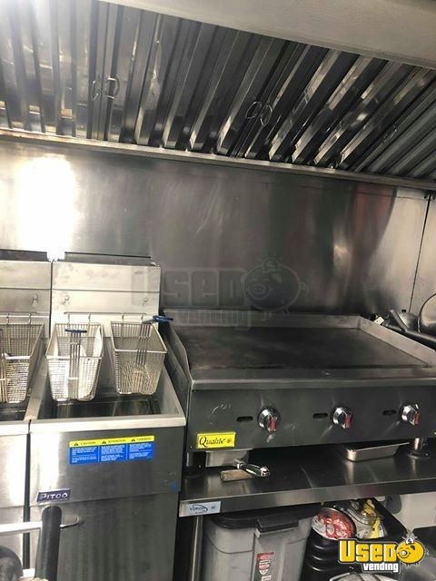 1988 Ford Grumman All-purpose Food Truck Flatgrill Connecticut Gas Engine for Sale - 13