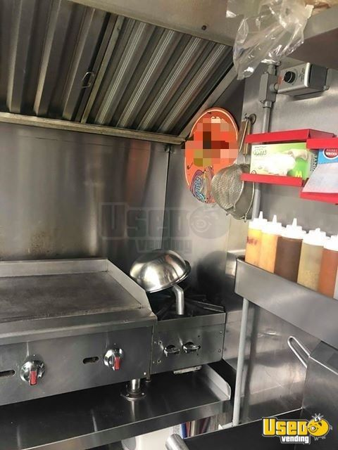 1988 Ford Grumman All-purpose Food Truck Fryer Connecticut Gas Engine for Sale - 14