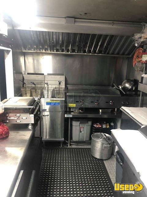 1988 Ford Grumman Food Truck Exterior Customer Counter Connecticut Gas Engine for Sale - 7