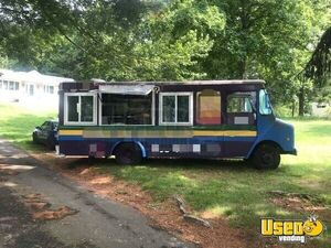 1988 P30 Step Van Kitchen Food Truck All-purpose Food Truck Connecticut for Sale