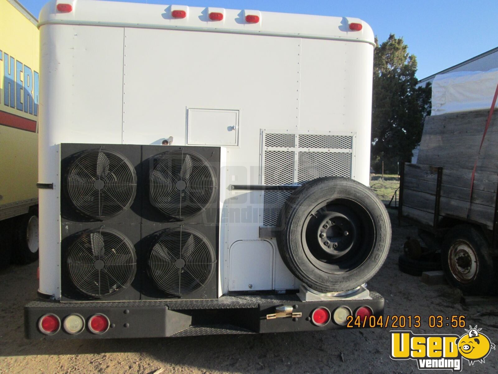 1988 Protype Other Mobile Business Spare Tire Utah Diesel Engine for Sale - 3