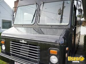 1988 Rally Wagon 3500 Van Food Truck All-purpose Food Truck Propane Tank Washington Diesel Engine for Sale