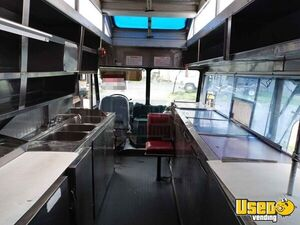 1988 Step Van Kitchen Food Truck All-purpose Food Truck Flatgrill Washington for Sale