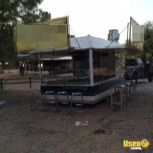1988 Vendor Trailer ,like New Concession Trailer Air Conditioning Arizona for Sale