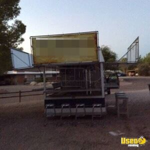 1988 Vendor Trailer ,like New Concession Trailer Removable Trailer Hitch Arizona for Sale