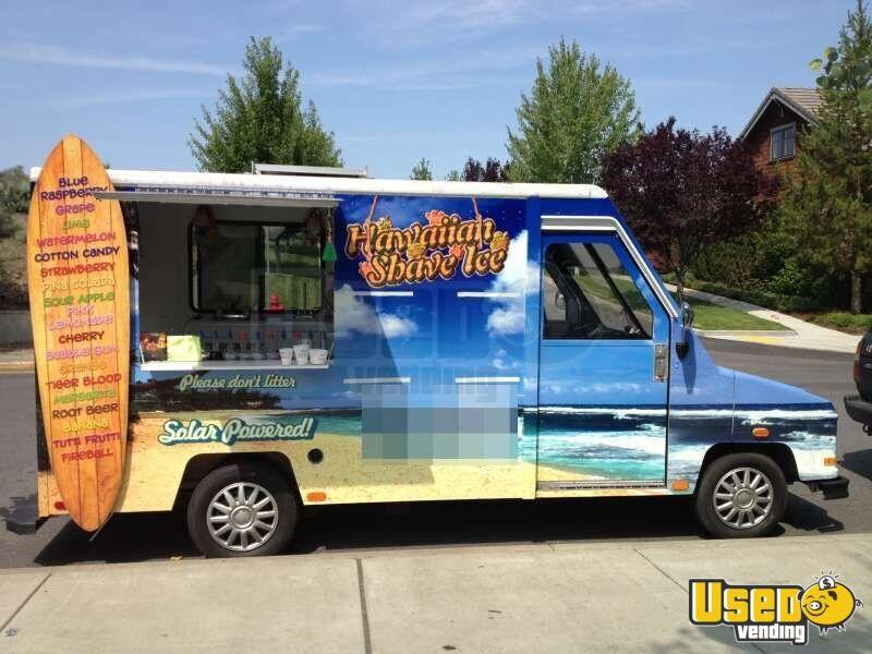 Used Food Trucks For Sale - Buy Mobile Kitchens :: Aeromate ...