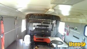 1989 Barbecue Concession Trailer Barbecue Food Trailer Insulated Walls Montana for Sale