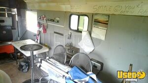 1989 Barbecue Concession Trailer Barbecue Food Trailer Propane Tank Montana for Sale