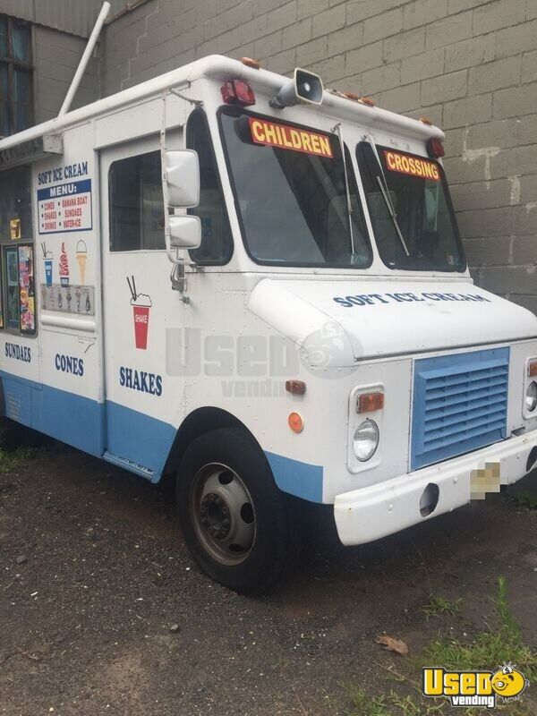 Ice Cream Trucks For Sale >> Chevy Ice Cream Truck For Sale In New Jersey