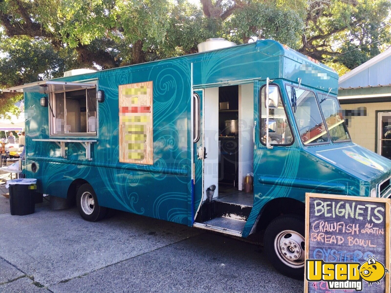 chevy food truck used food truck for sale in louisiana. Black Bedroom Furniture Sets. Home Design Ideas