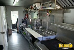 1989 Chevy Step Van 30 Food Truck Generator Florida Gas Engine for Sale