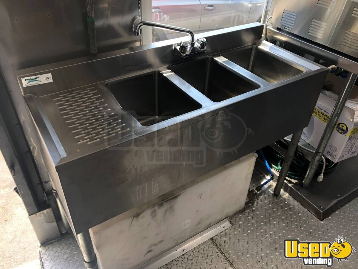 1989 Chevy/thomasbuilt All-purpose Food Truck Prep Station Cooler North Carolina for Sale - 6