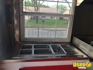 1989 Custom-built Kitchen Food Truck All-purpose Food Truck Flatgrill Texas Gas Engine for Sale