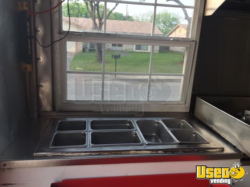 1989 Custom-built Kitchen Food Truck All-purpose Food Truck Flatgrill Texas Gas Engine for Sale - 8