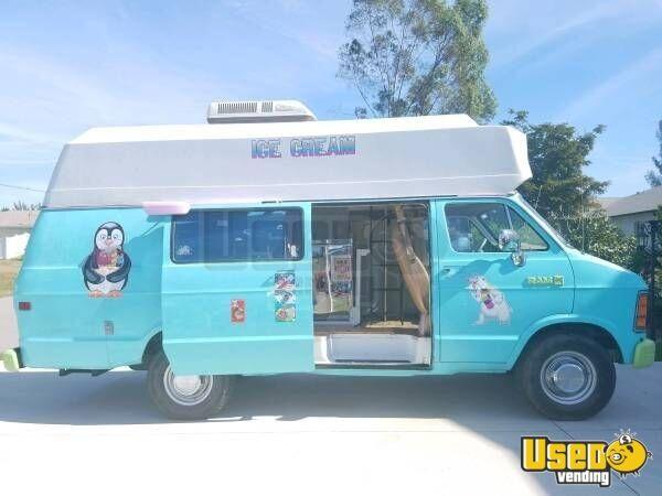 Dodge Ice Cream Truck for Sale in Florida!!!
