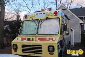 1989 E350 Ice Cream Truck Ice Cream Truck Generator New Jersey Gas Engine for Sale