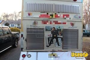 1989 E350 Ice Cream Truck Ice Cream Truck Soft Serve Machine New Jersey Gas Engine for Sale