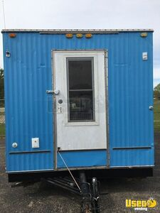 1989 Food Concession Trailer Concession Trailer Cabinets Michigan for Sale