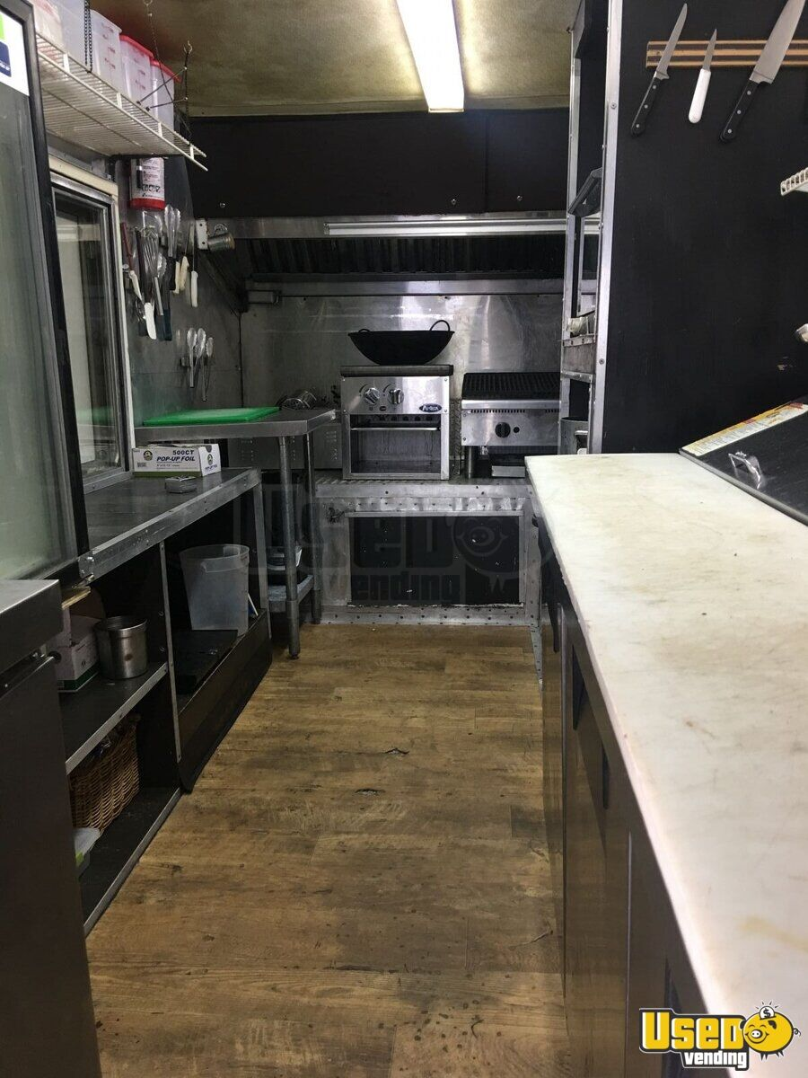 1989 Ford Food Truck Cabinets Colorado Diesel Engine for Sale - 4