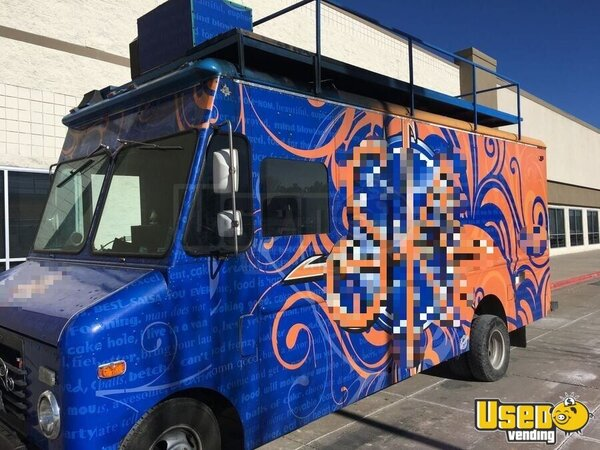 1989 Ford Food Truck Colorado Diesel Engine for Sale