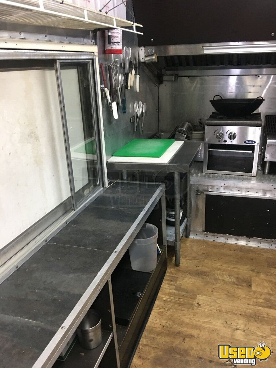 1989 Ford Food Truck Insulated Walls Colorado Diesel Engine for Sale - 6