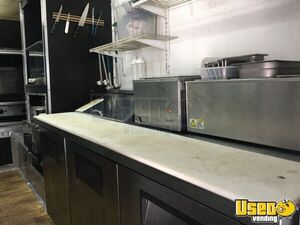 1989 Ford Food Truck Upright Freezer Colorado Diesel Engine for Sale
